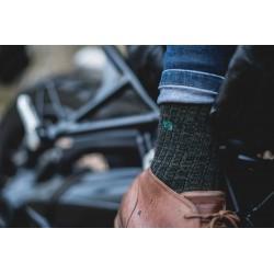 Chaussettes coton épais  L'Aventurière