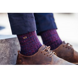 The Warm-hearted Club Socks Men