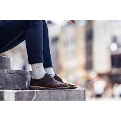Chaussettes coton épais  La Coquine