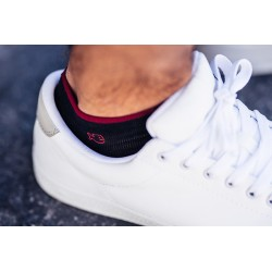 Men Ankle Socks Black
