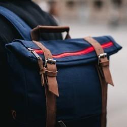 Navy blue backpack  Urban Adventurer