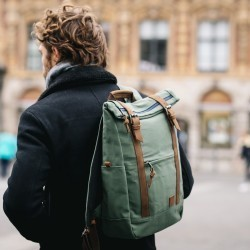 Urban Adventurer Backpack  Olive