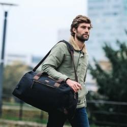 Travel Bag  Black Billybag