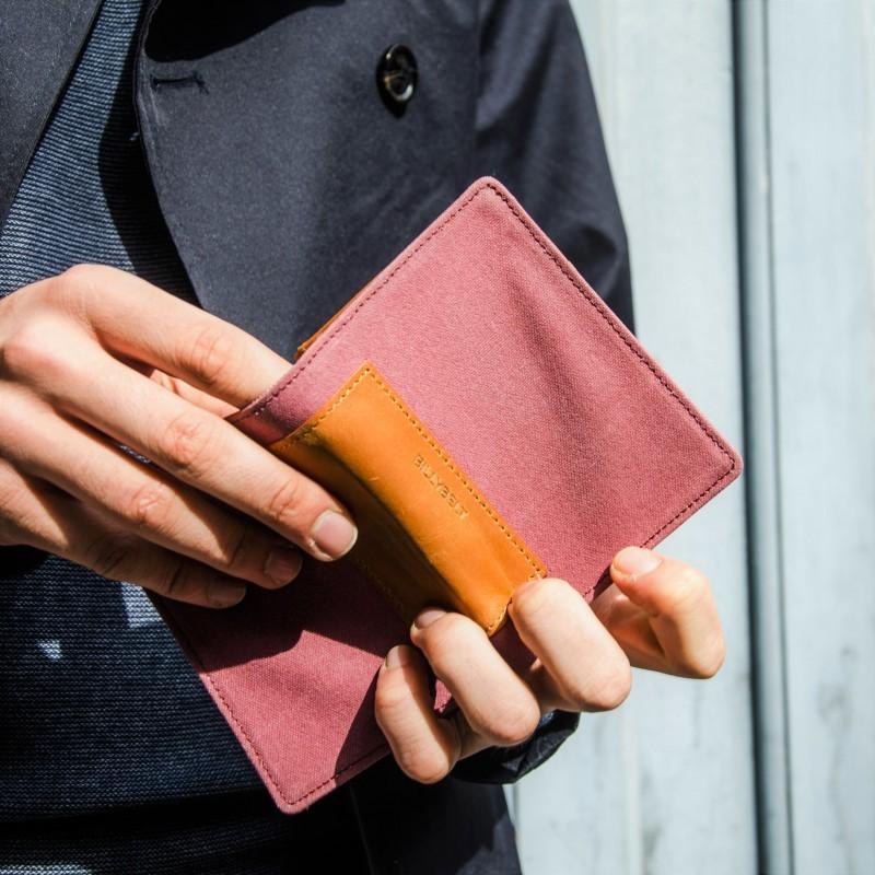 Code Wallet   Mauve