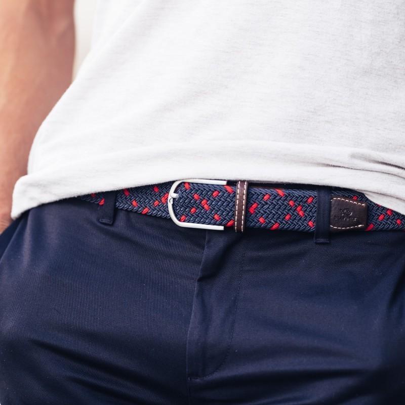 Elastic woven belt  The Sevilla
