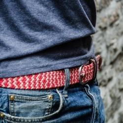 Elastic woven belt  The San Antonio