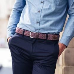 Elastic woven belt  The Club 47