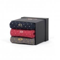 Socks gift box  The Square