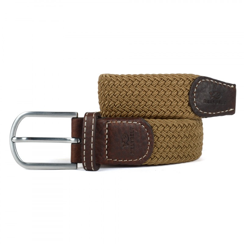 Moka Braided Belt