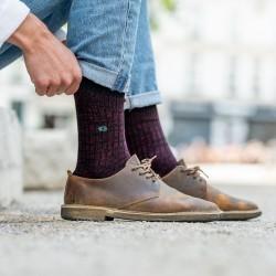 Chaussettes coton épais  La Spontanée