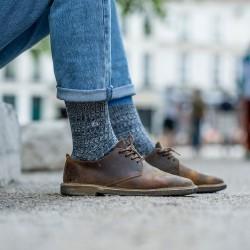Chaussettes coton épais  La Puriste