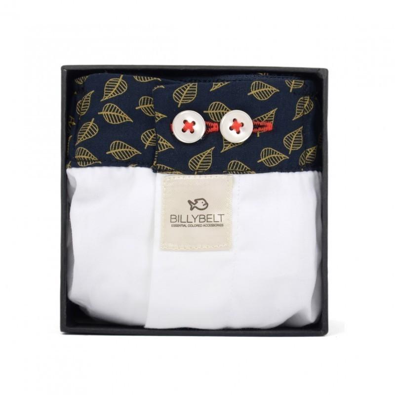 Organic cotton boxer shorts  Pure White