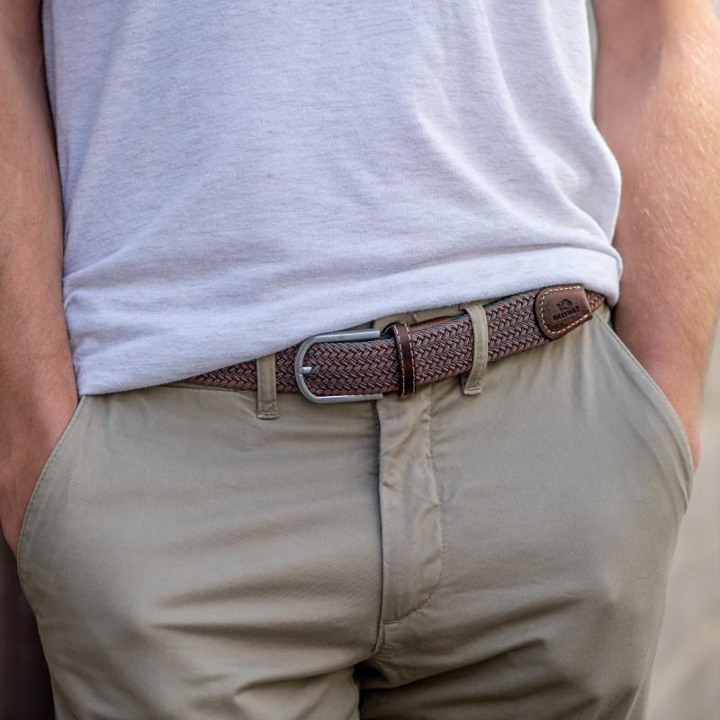 Elastic woven belt  The Seattle