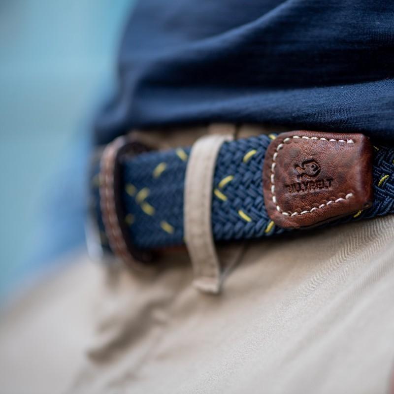 Elastic woven belt  The Porto