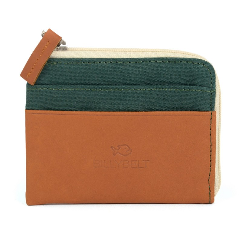 Card Holder Purse Green