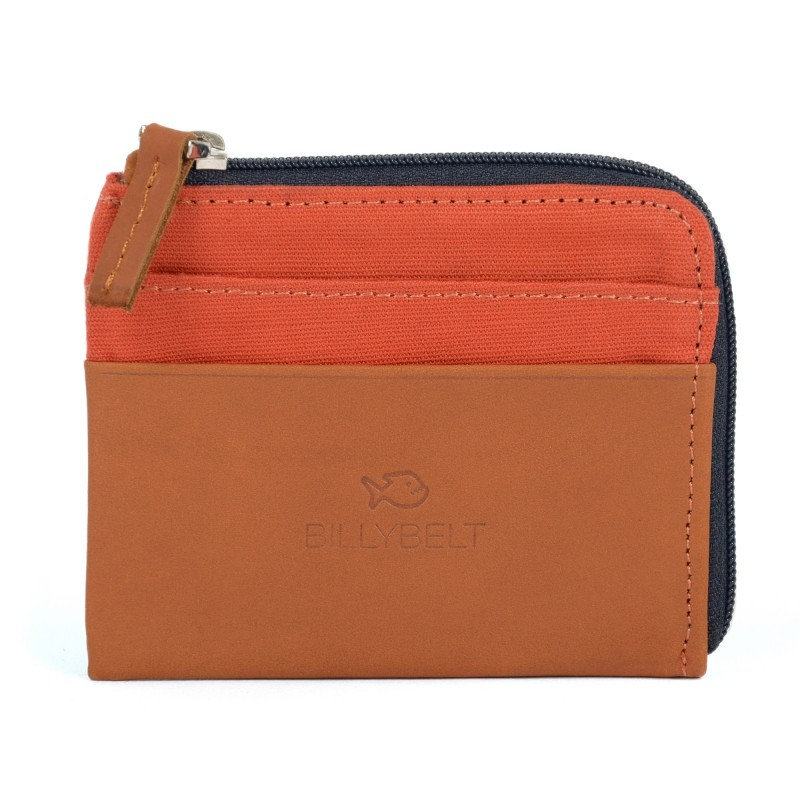 Card Holder Purse orange