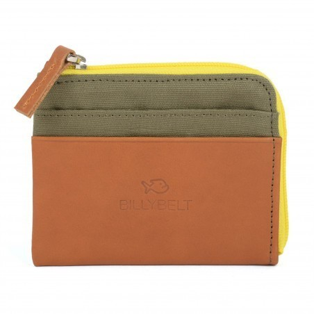 Card Holder Purse khaki