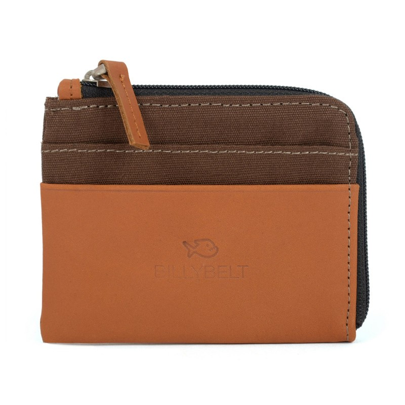 Card Holder Purse brown