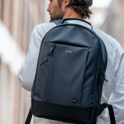 Waterproof Backpack  Navy Blue