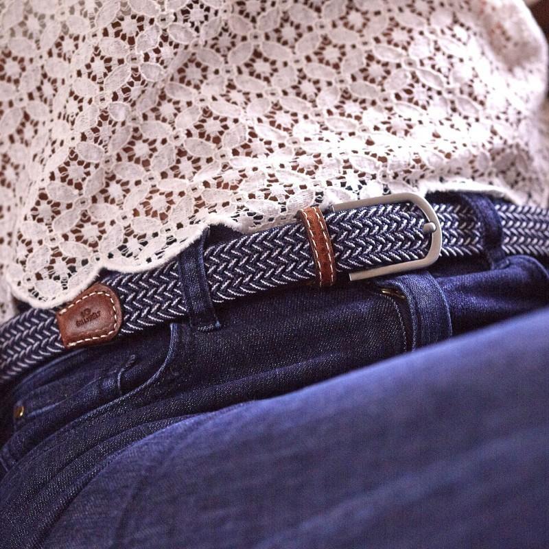 Women woven belt  The Bogota