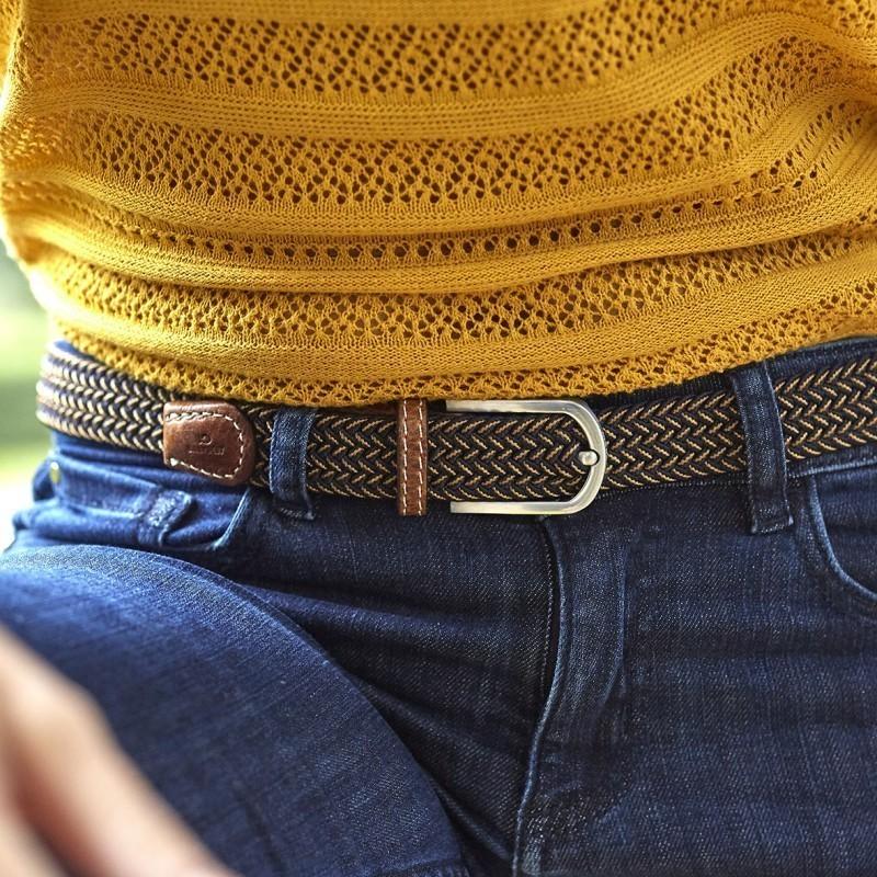 Women woven belt  The Havana
