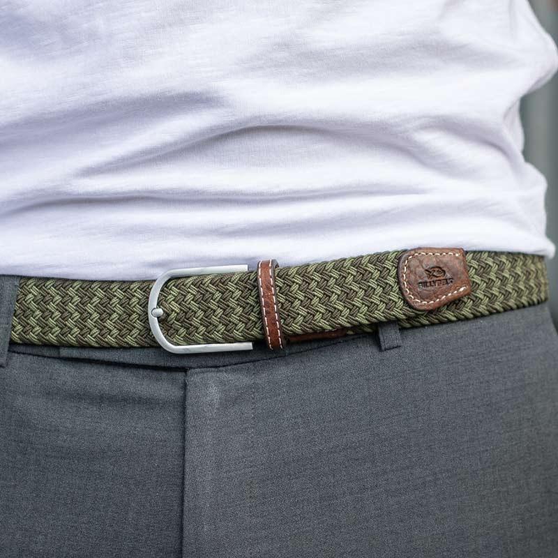 Elastic woven belt The Tundra