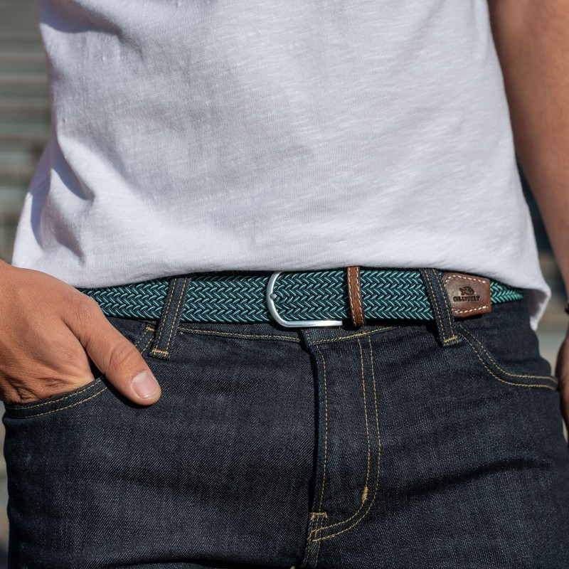 Elastic woven belt The Vancouver