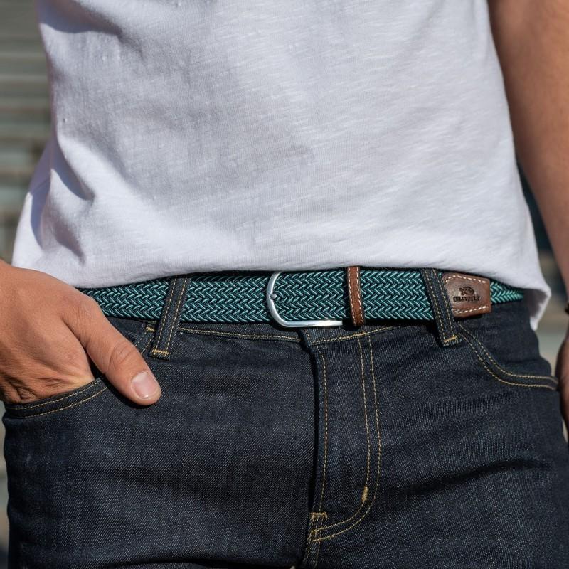Elastic woven belt The Vancouver