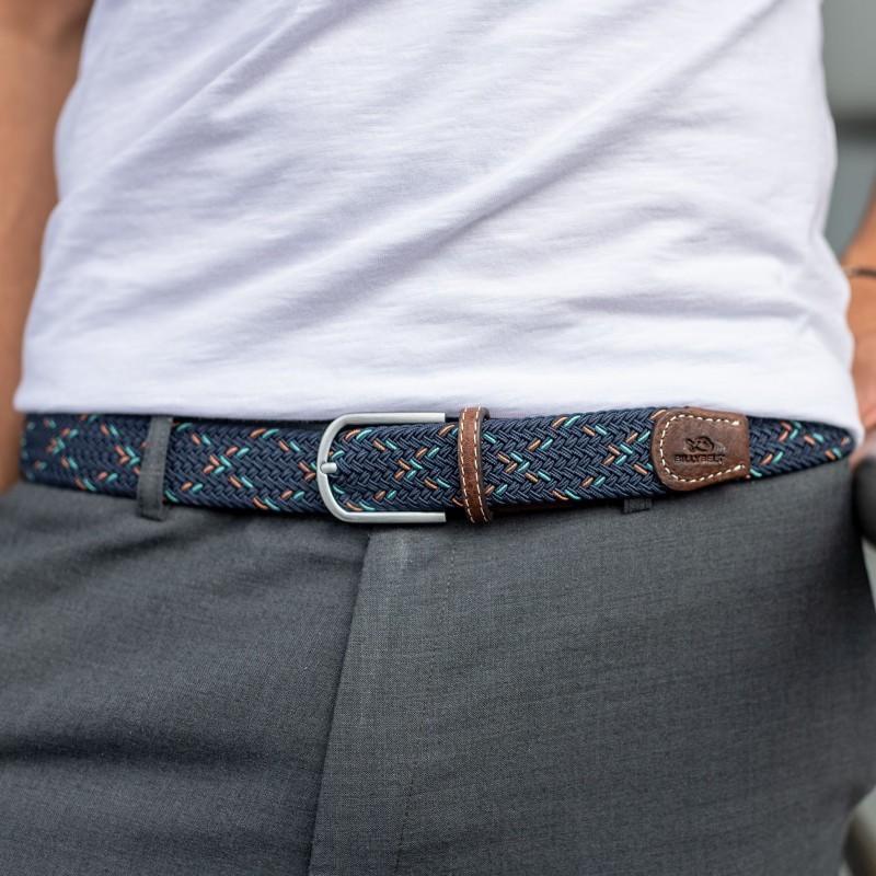 Elastic woven belt The Saint-Petersbourg