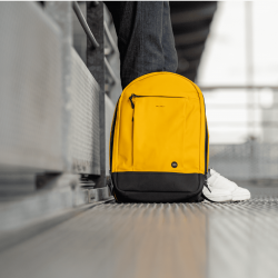 Waterproof Backpack Yellow