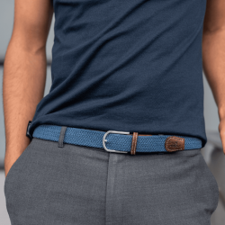 Elastic woven belt  Air Force