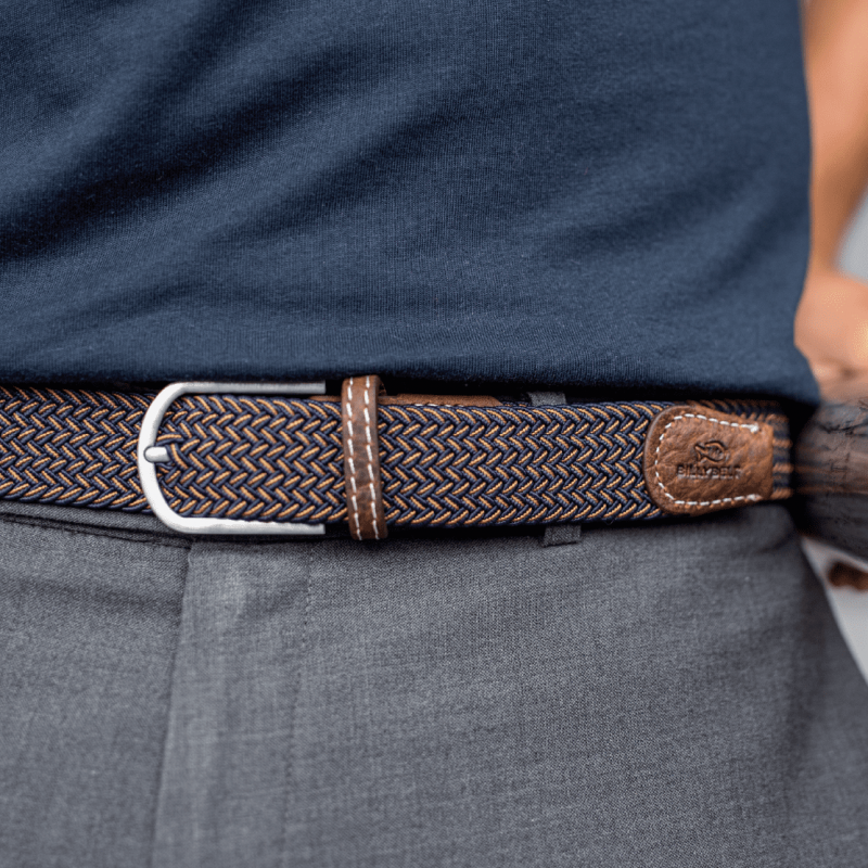 Woven elastic belt  The Havana