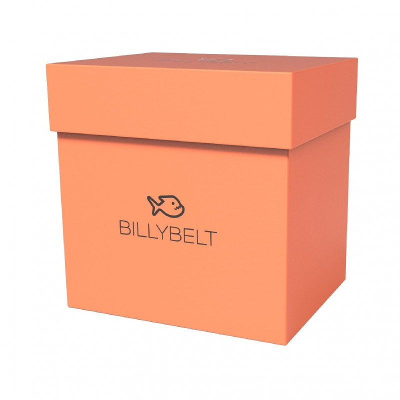 Coffret orange clair