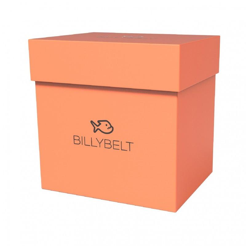 Light orange box