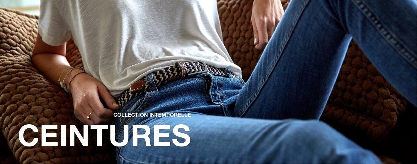 Collection ceinture femme 2020