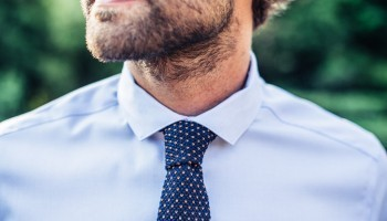 Neck tie guide: The basics for wearing a tie